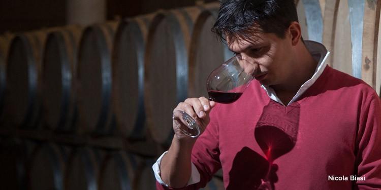 Nicola Biasi è Next In Wine 2015