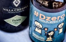 #Dzero: la prima birra con mosto di Franciacorta