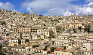 Modica Alta (Ragusa)