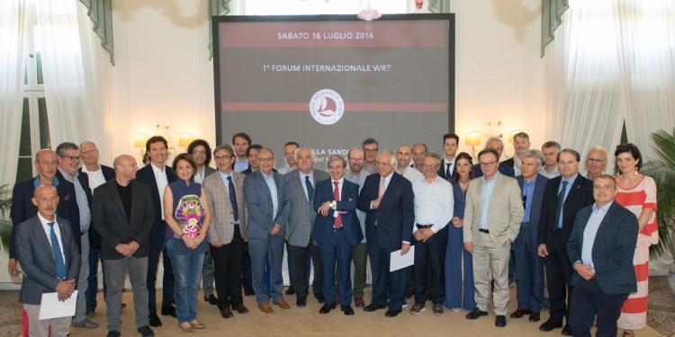 A Villa Sandi il primo Forum internazionale Wine Research Team