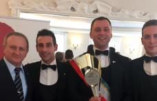 Il Miglior Sommelier Aspi 2016 è Konstantinos Stavroulakis