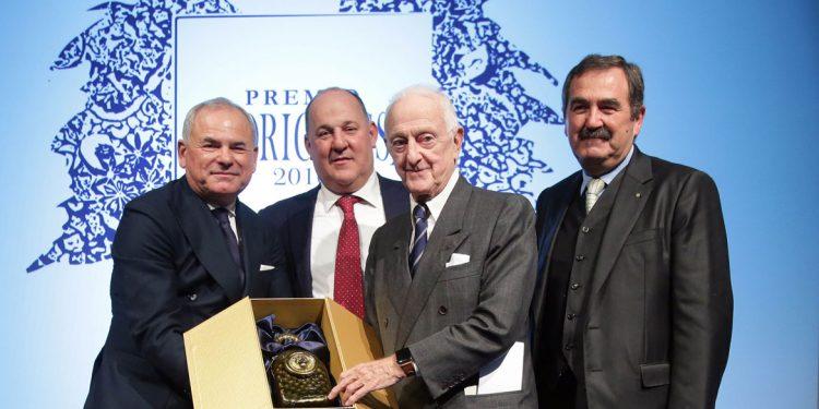 Ad Arrigo Cipriani il Premio Fuoriclasse 2016