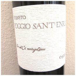 Vino Nobile Poggio Sant'Enrico 2007 Carpineto