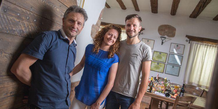 Cantine Monfort cambia passo con Federico e Chiara Simoni