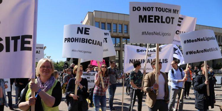 L'ombra del proibizionismo sulla Lituania