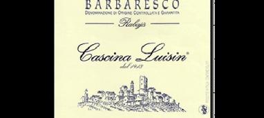 Rabajà Barbaresco 2014 Cascina Luisin