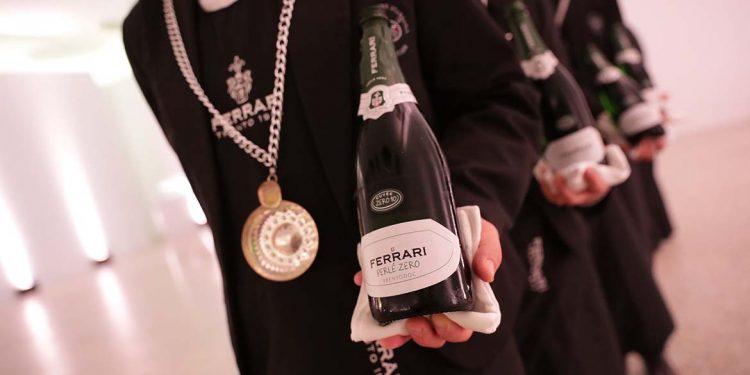 Ferrari Perlé Zero, essenza dello Chardonnay di montagna