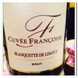 Cuvée Françoise Blanquette de Limoux Antech