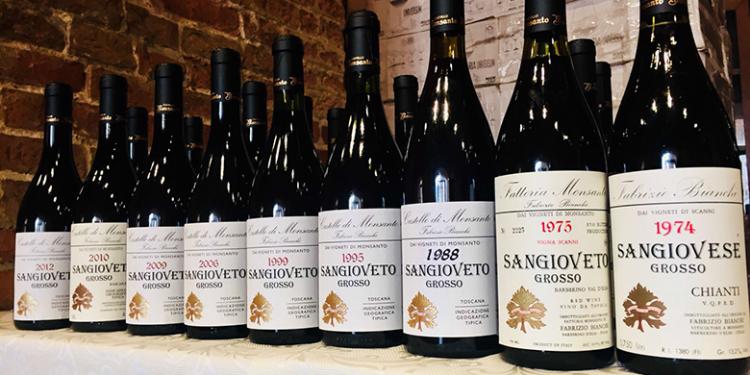 Sangiovese Purosangue 2017, un vitigno da riscoprire