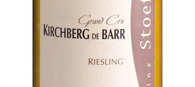 Kirchberg de Barr Riesling 2015 Domaine Vincent Stoeffler