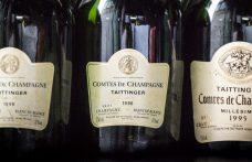 Taittinger, Maison de Chardonnay (di Champagne), in Italia con Domori