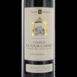 Magrez Chateau La Tour Carnet 2012
