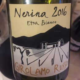 Etna Bianco Nerina 216 Girolamo Russo