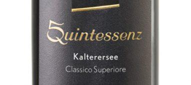 Quintessenz Kalterersee Classico Superiore 2017 Cantina di Caldaro