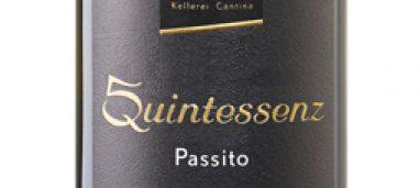 Quintessenz Moscato giallo Passito 2014 Cantina di Caldaro