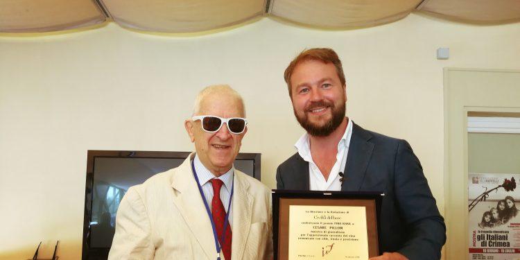 A Cesare Pillon il Premio Khail 2018