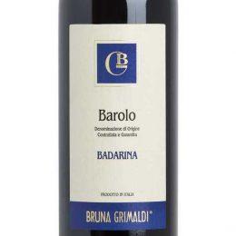 Barolo Badarina Riserva 2011 Bruna Grimaldi