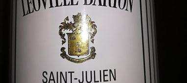 Saint-Julien Grand Cru 2012 Château Leoville-Barton