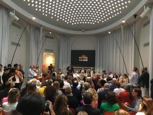 L'inaugurazione di Identità Golose Milano