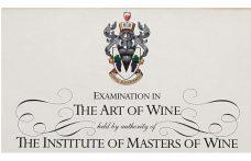 Lettera sull'avvento di un Master of Wine italiano