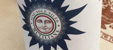 Romagna Sangiovese Modigliana Tramazo 2017 Mutiliana