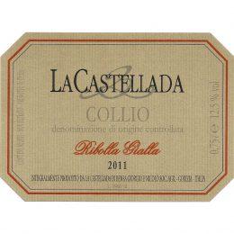 Ribolla gialla 2011 La Castellada