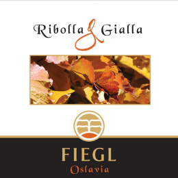 Ribolla gialla 2016 Fiegl
