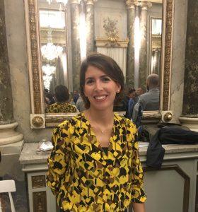 Valentina Argiolas, presidente del Comitato Grandi Cru d'Italia