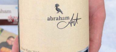 Pinot bianco Art 2015 Weingut Abraham