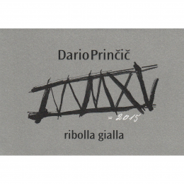 Ribolla gialla 2015 Dario Princic