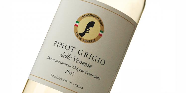 Pinot grigio delle Venezie: il Triveneto scommette sulla qualità dei grandi numeri