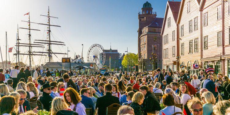 La Bergen revolution del food&beverage