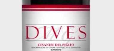 Dives Cesanese del Piglio 2016 Marcella Giuliani