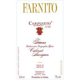 Farnito 2013 Carpineto