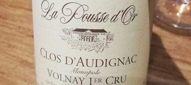 Clos d'Audignac 2006 La Pousse d'Or