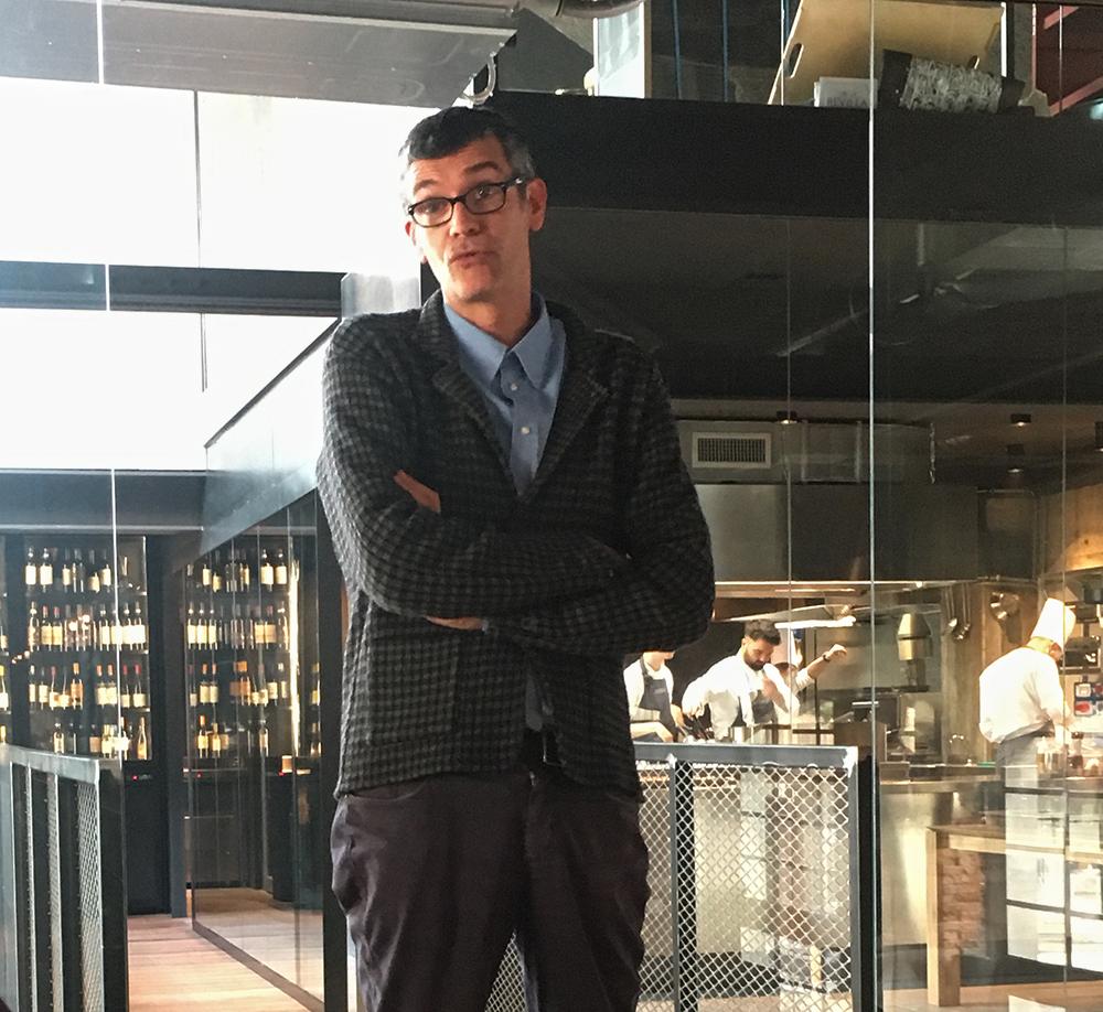 Francesco Bordini, enologo di Poggio della Dogana