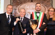 Valentino Tesi è miglior sommelier d'Italia Ais 2019