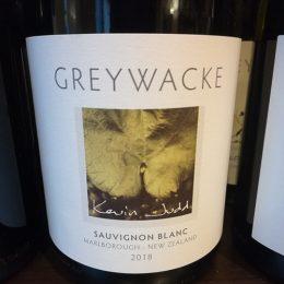 Sauvignon blanc  2018 Greywacke