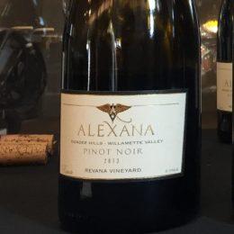 Revana Vineyard 2013 Alexana Winery