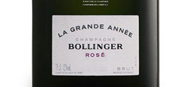 Champagne La Grande Année Rosé 2012 Bollinger
