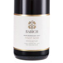 Pinot noir 2017 Babich