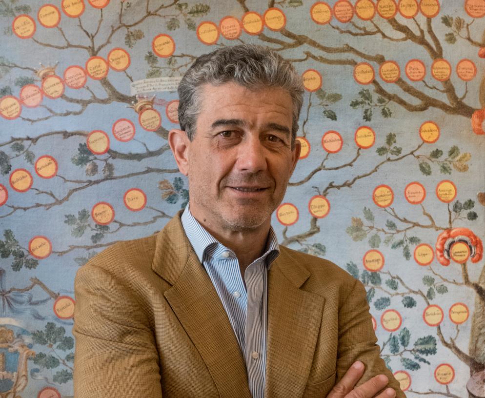 Francesco Mazzei, presidente del Consorzio Maremma Toscana Doc