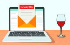 Cinque nuove newsletter per raccontare il nostro mondo del vino