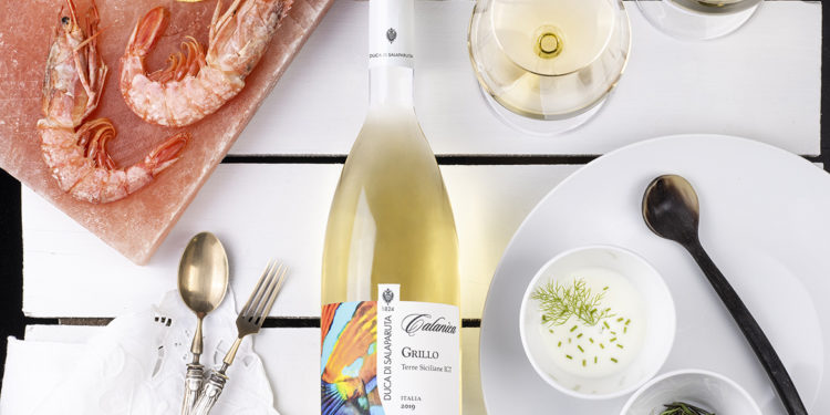 Duca di Salaparuta: il vitigno è protagonista di Calanìca