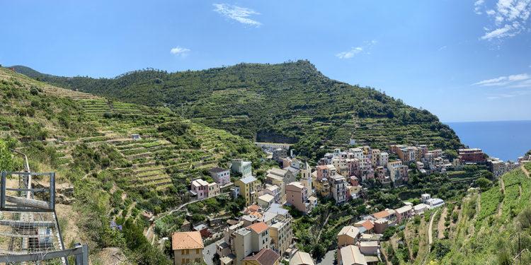 Liguria. Un racconto di viaggio da Ponente a Levante