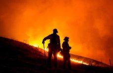 La California ha ripreso a bruciare