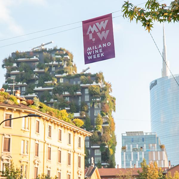 Milano Wine Week district