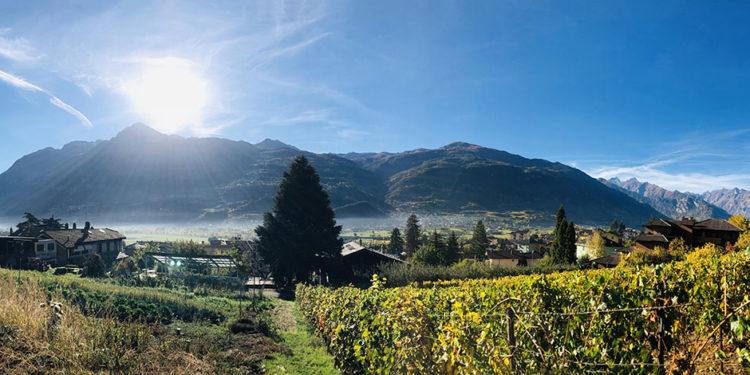 Gli interpreti del vino naturale: Valle d'Aosta