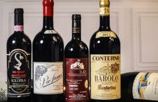 Il meglio del vino italiano da collezionare o acquistare