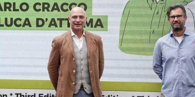 Luca D'Attoma enologo di Vistamare, la Cantina di Carlo Cracco